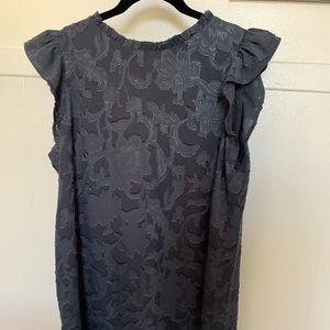 LOFT Floral Pattern Dress